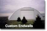 Storage Shed (Custom Endwall)